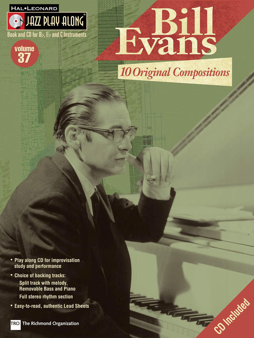 Product Cover for Bill Evans: 10 Original Compositions