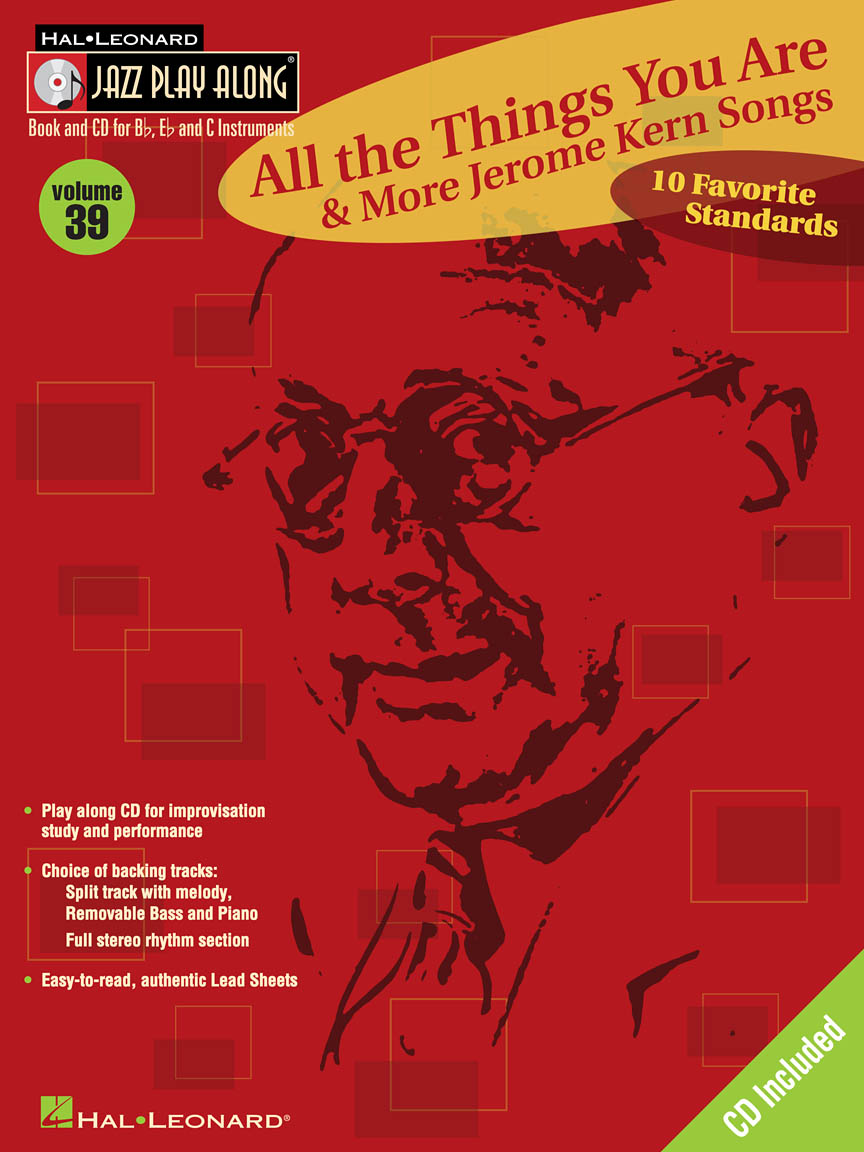 Product Cover for All the Things You Are & More: Jerome Kern Songs
