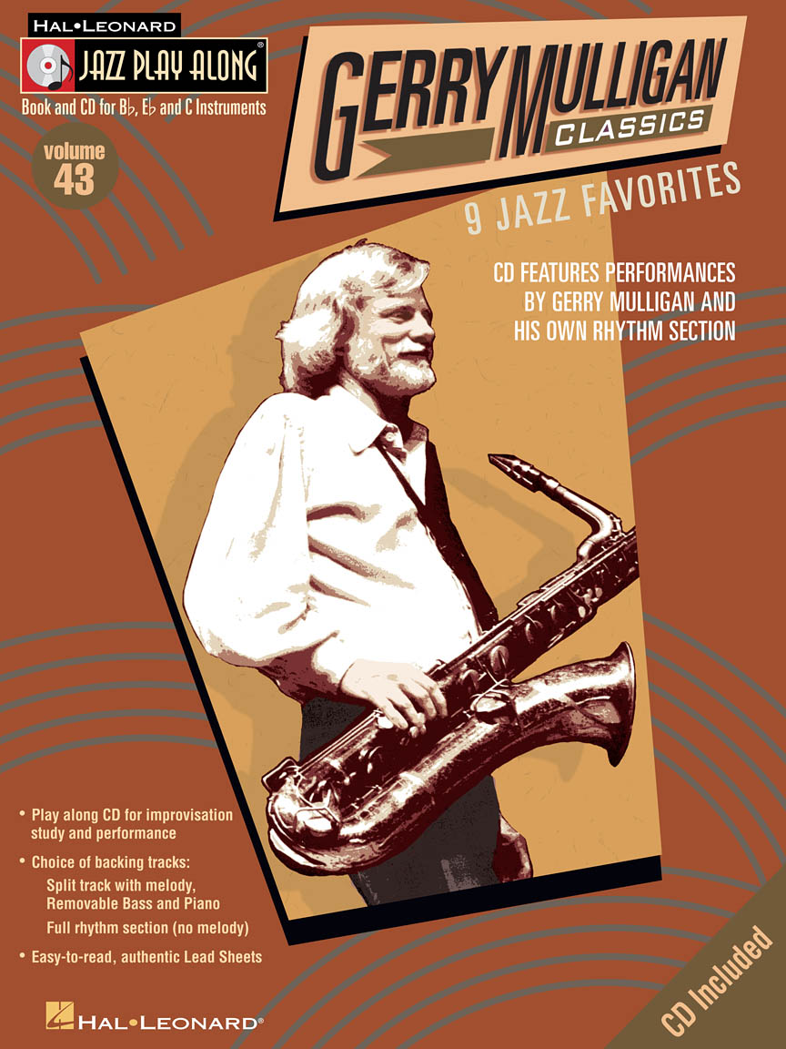 Product Cover for Gerry Mulligan Classics