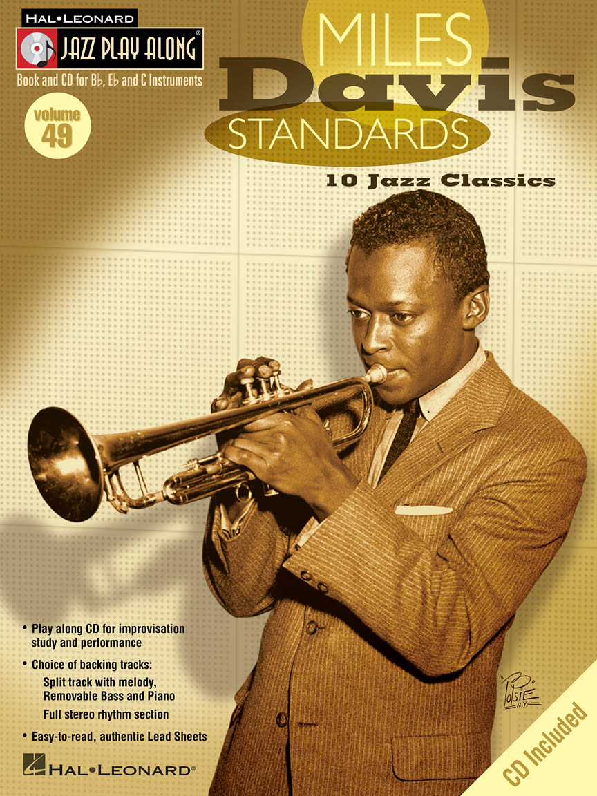 Product Cover for Miles Davis Standards