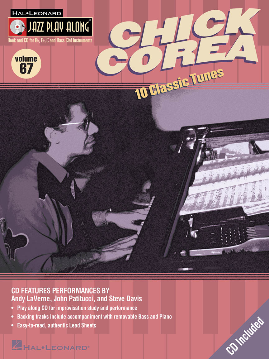 Product Cover for Chick Corea