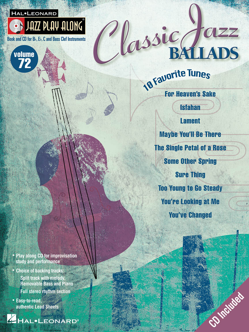 Product Cover for Classic Jazz Ballads