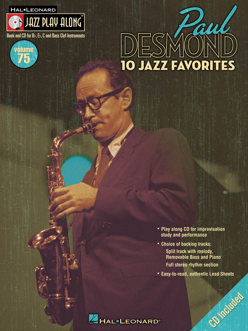 Product Cover for Paul Desmond