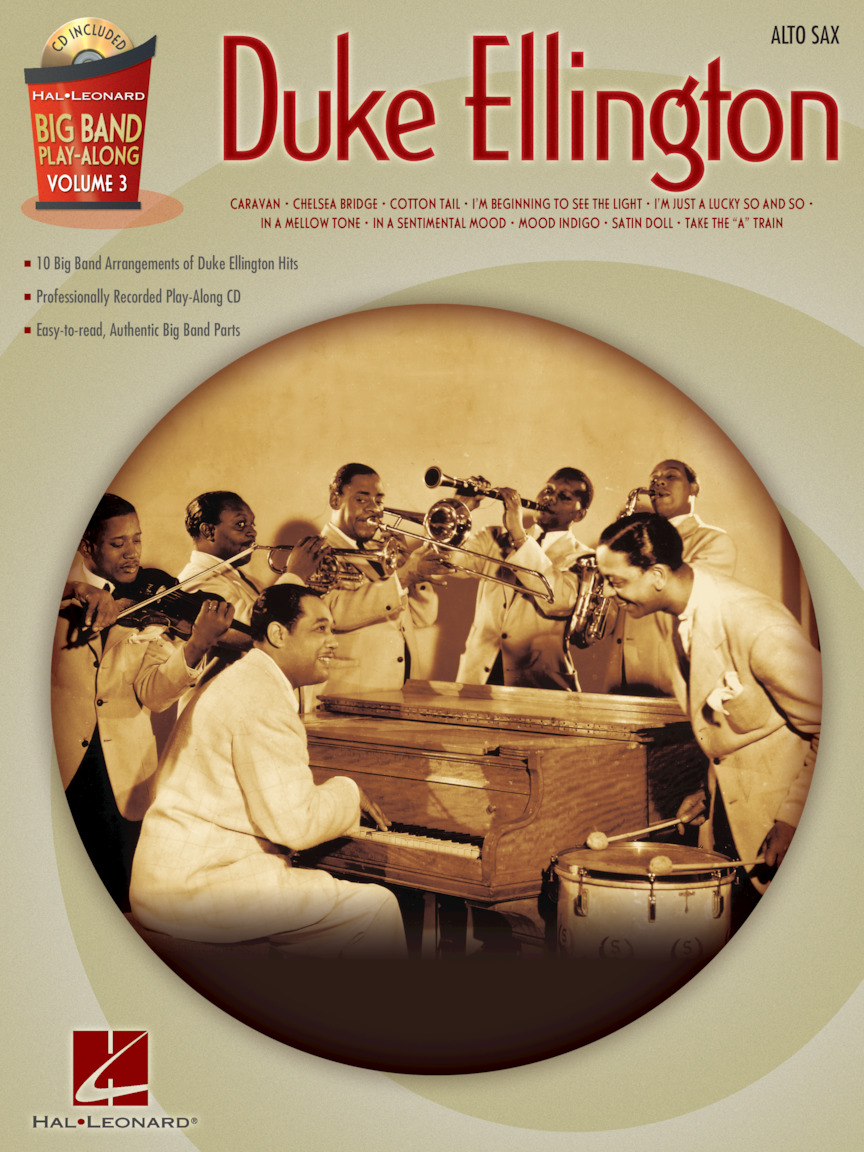 Product Cover for Duke Ellington – Alto Sax