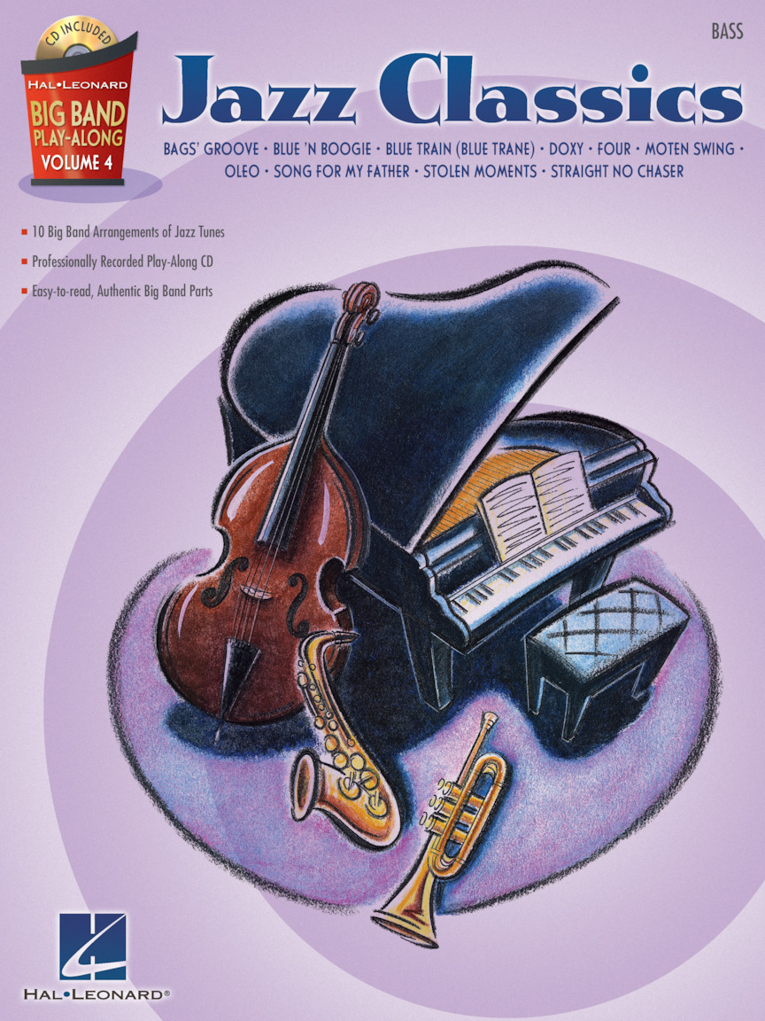 Product Cover for Jazz Classics – Bass