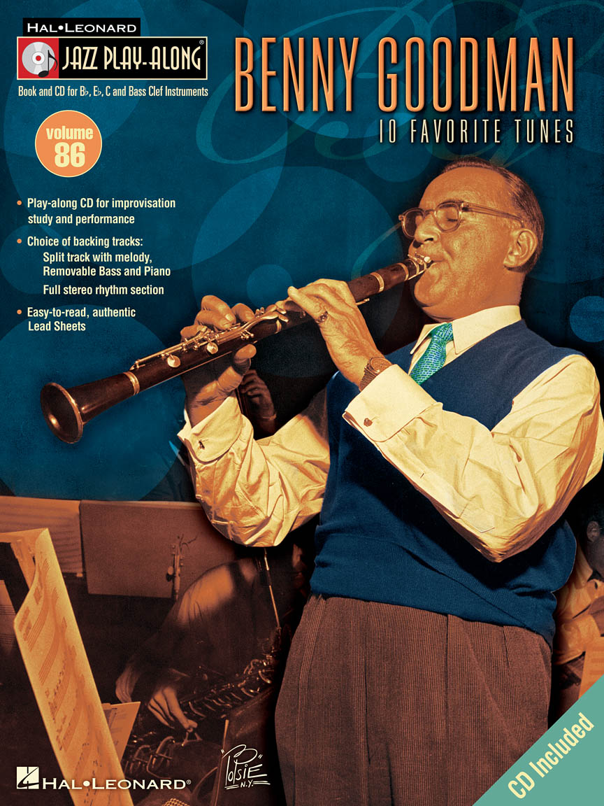 Product Cover for Benny Goodman