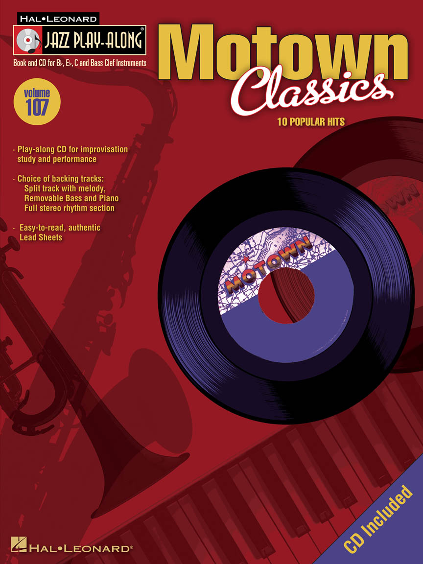 Product Cover for Motown Classics