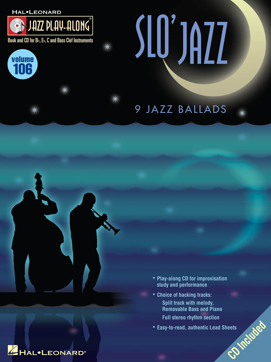 Product Cover for Slo' Jazz