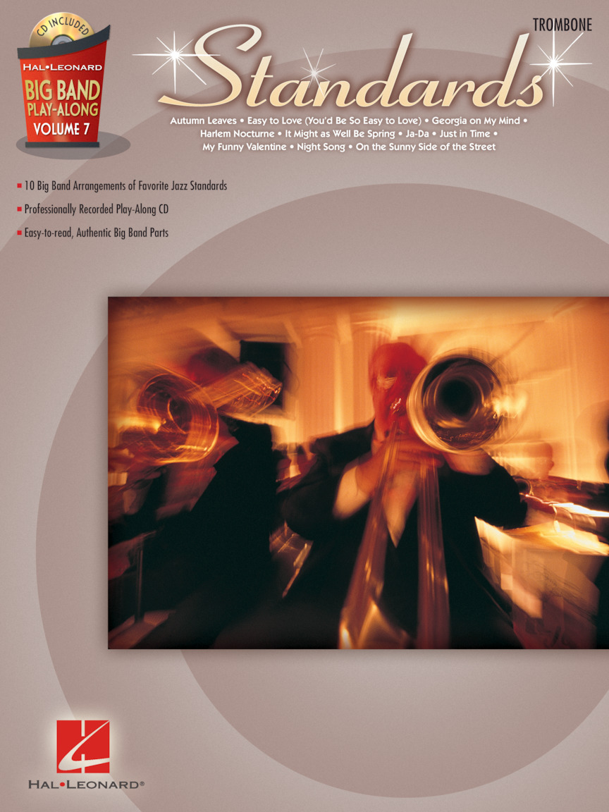 Product Cover for Standards – Trombone