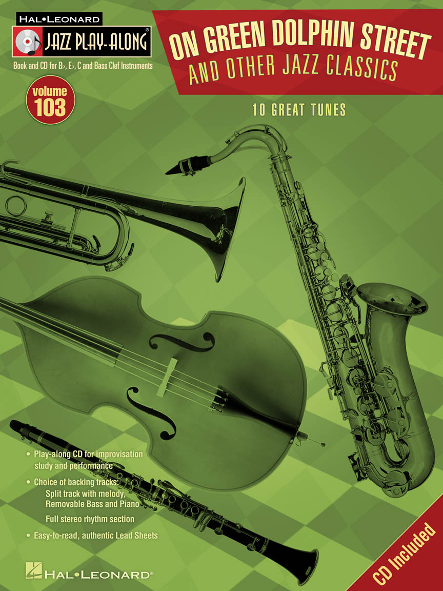 Product Cover for On Green Dolphin Street & Other Jazz Classics