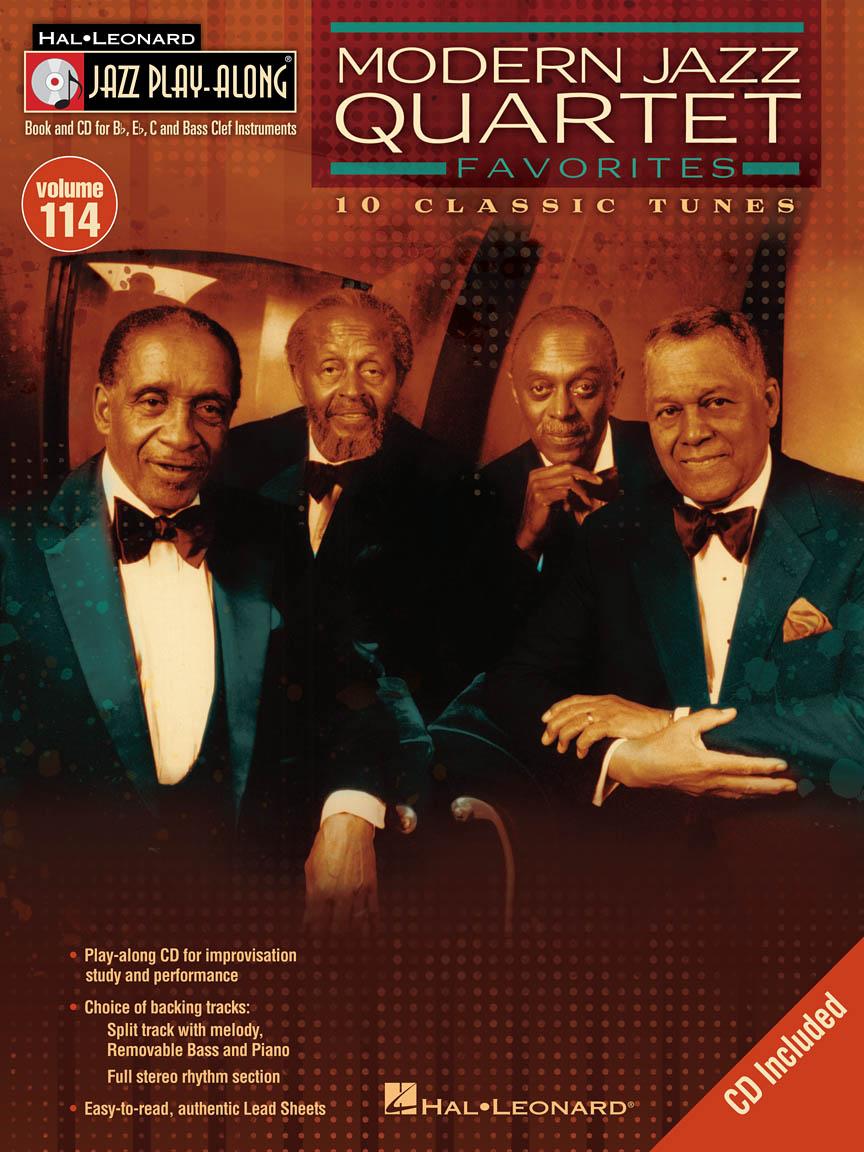 Product Cover for Modern Jazz Quartet Favorites