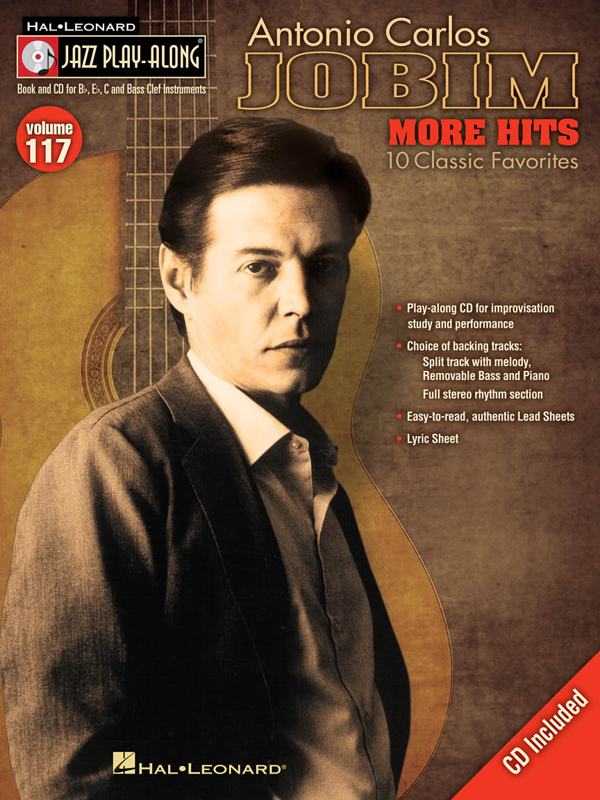 Product Cover for Antonio Carlos Jobim – More Hits