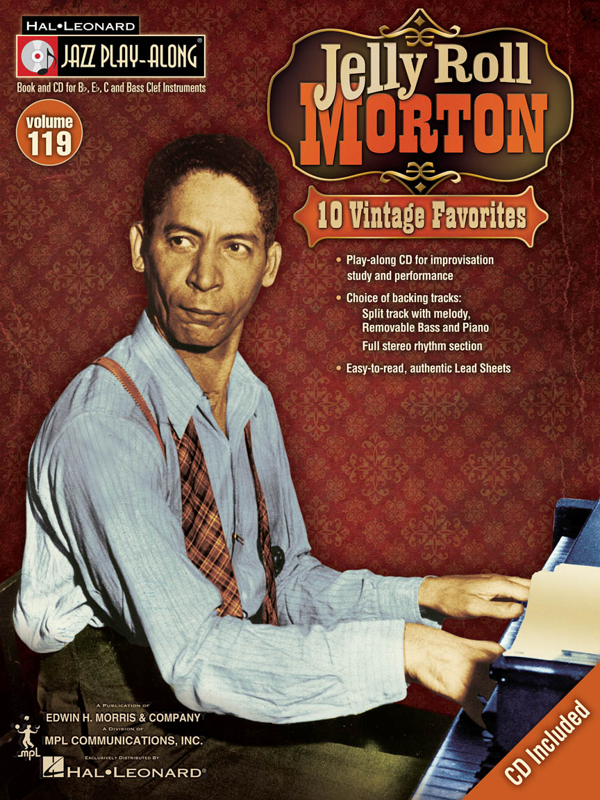 Product Cover for Jelly Roll Morton