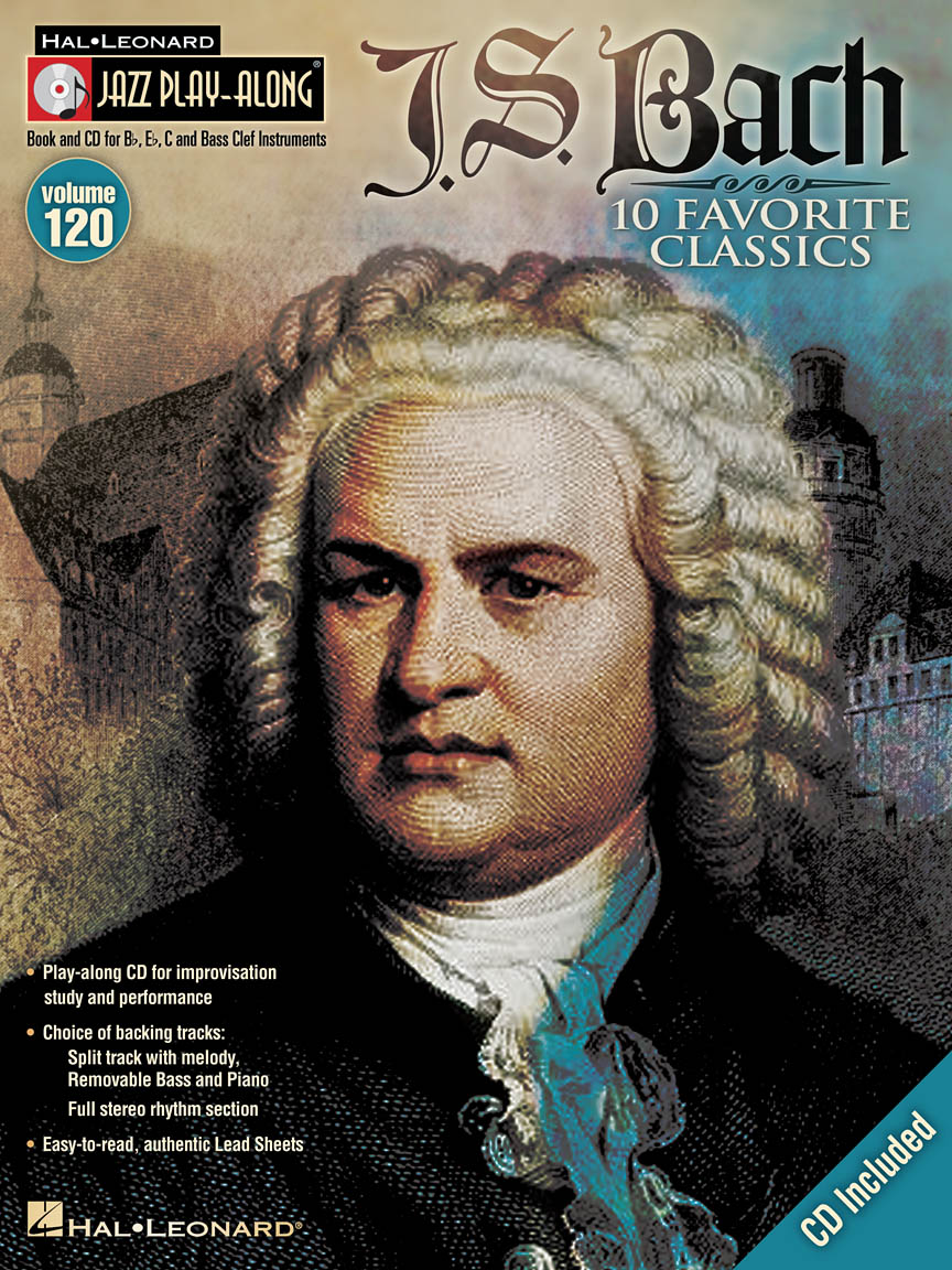 Product Cover for J.S. Bach