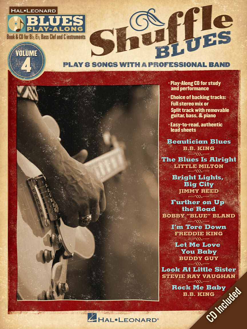Product Cover for Shuffle Blues