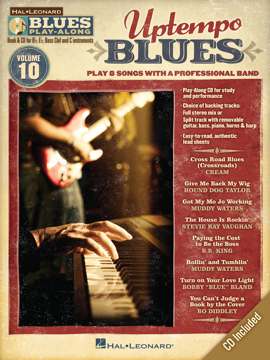 Product Cover for Uptempo Blues