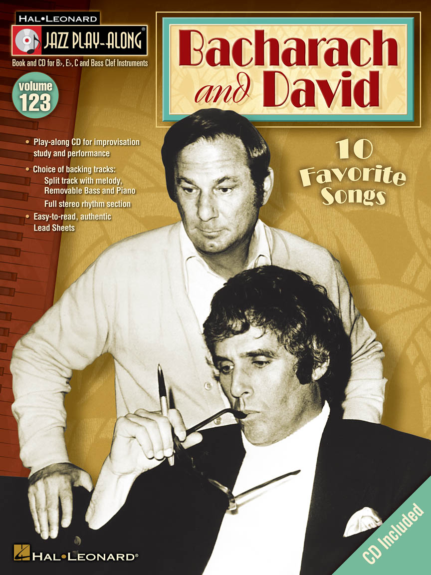 Product Cover for Bacharach and David