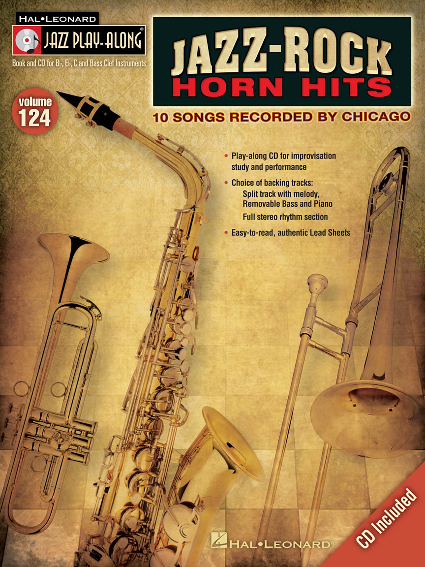 Product Cover for Jazz-Rock Horn Hits