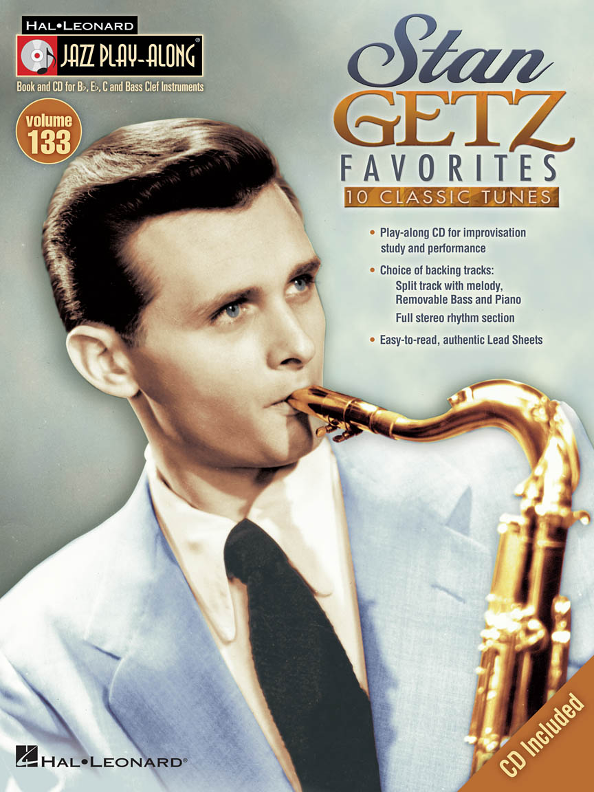 Product Cover for Stan Getz – Favorites