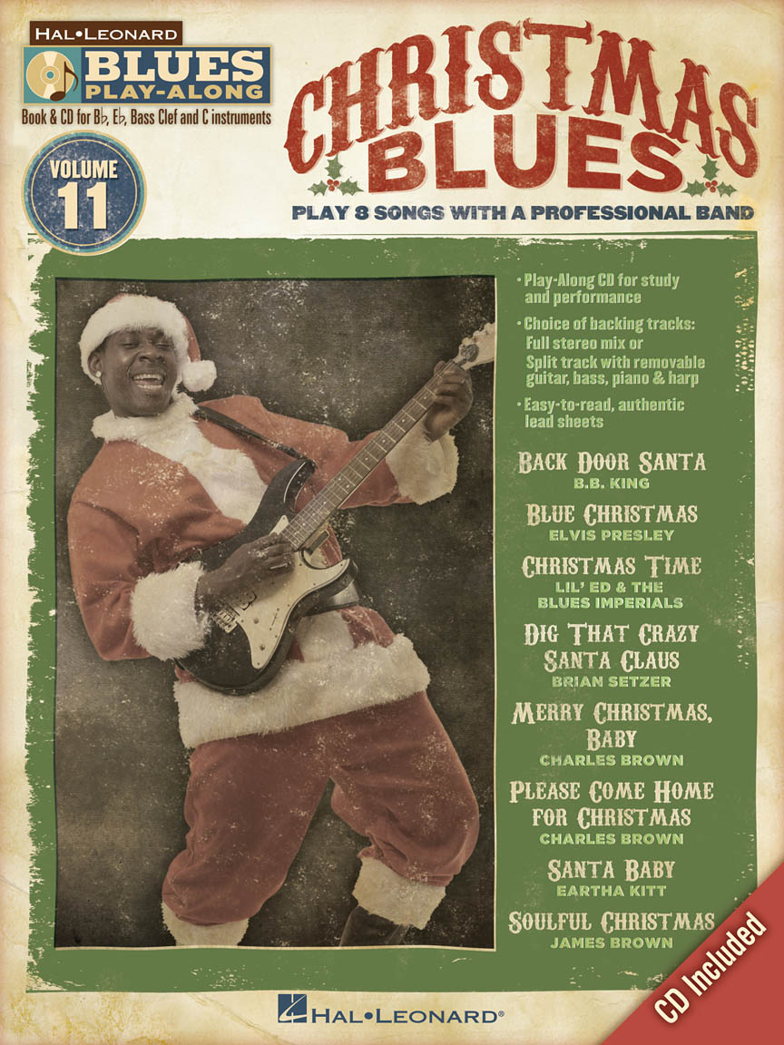 Product Cover for Christmas Blues