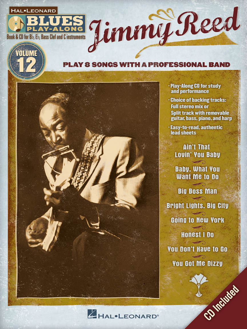 Product Cover for Jimmy Reed
