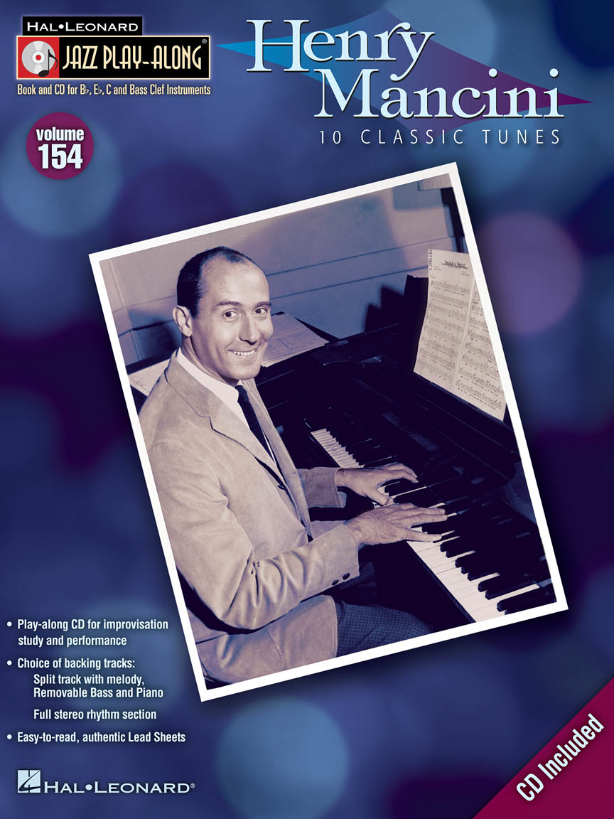 Product Cover for Henry Mancini