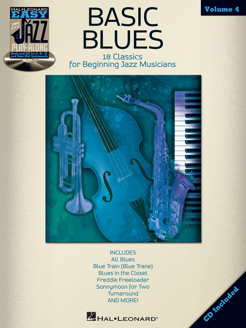 基本のブルース曲集(アルトサックス)【Basic Blues】
