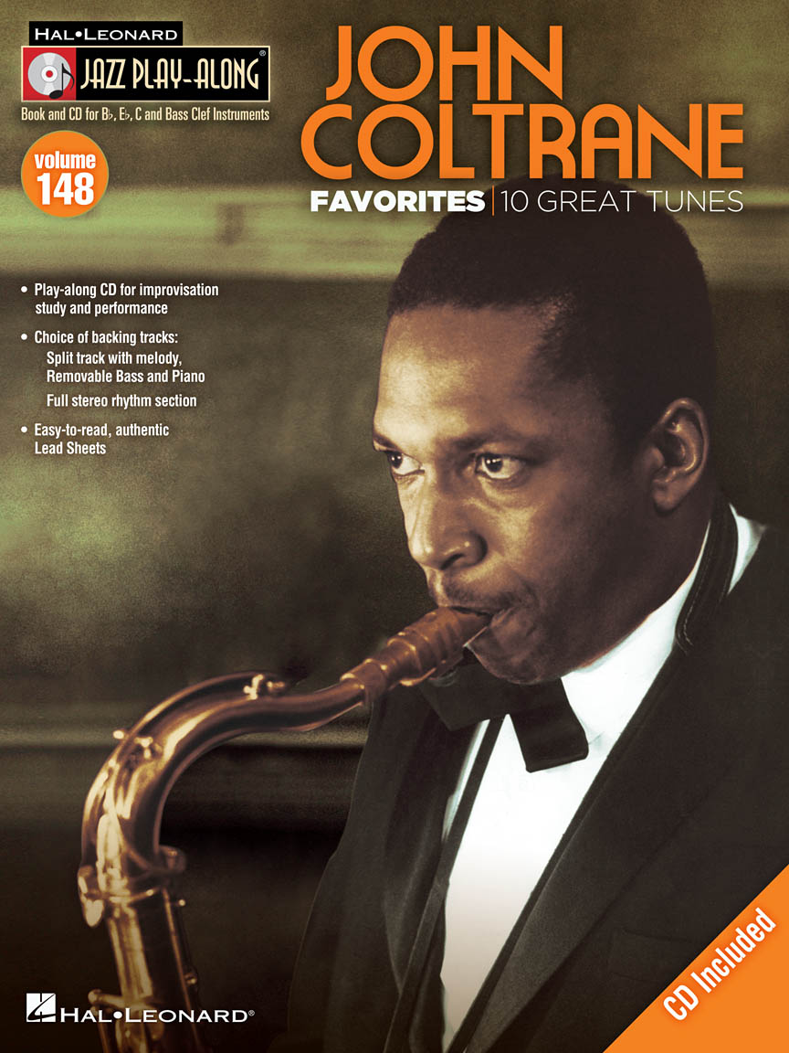 Product Cover for John Coltrane Favorites