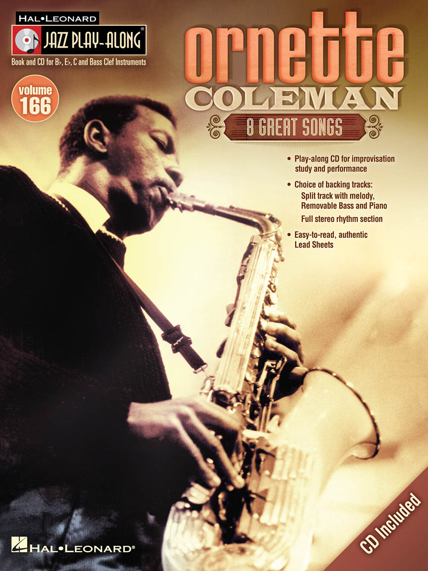Product Cover for Ornette Coleman