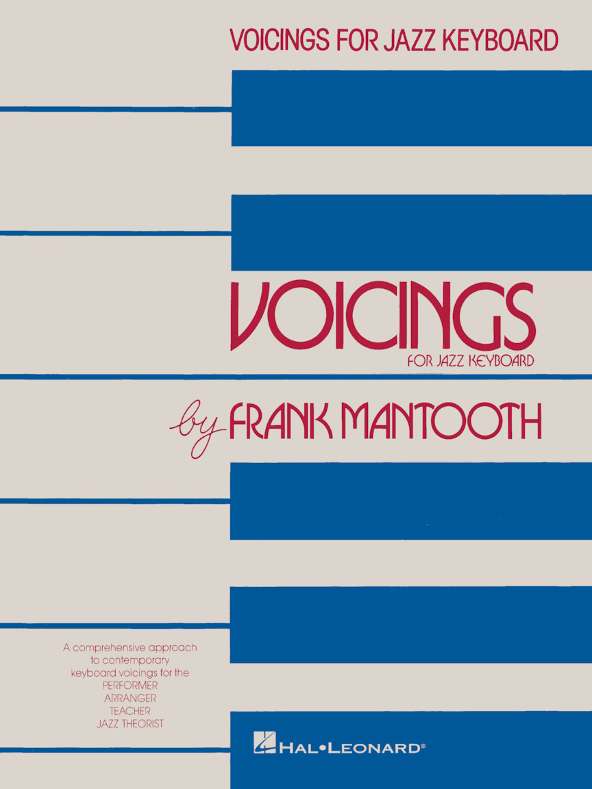 Product Cover for Voicings for Jazz Keyboard