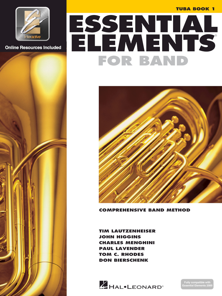 Product Cover for Essential Elements for Band – Tuba Book 1 with EEi