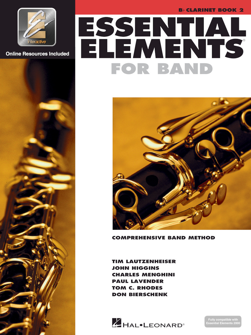 Product Cover for Essential Elements for Band – Book 2 with EEi