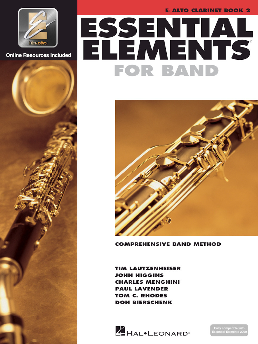 Essential Elements for Band – Book 2