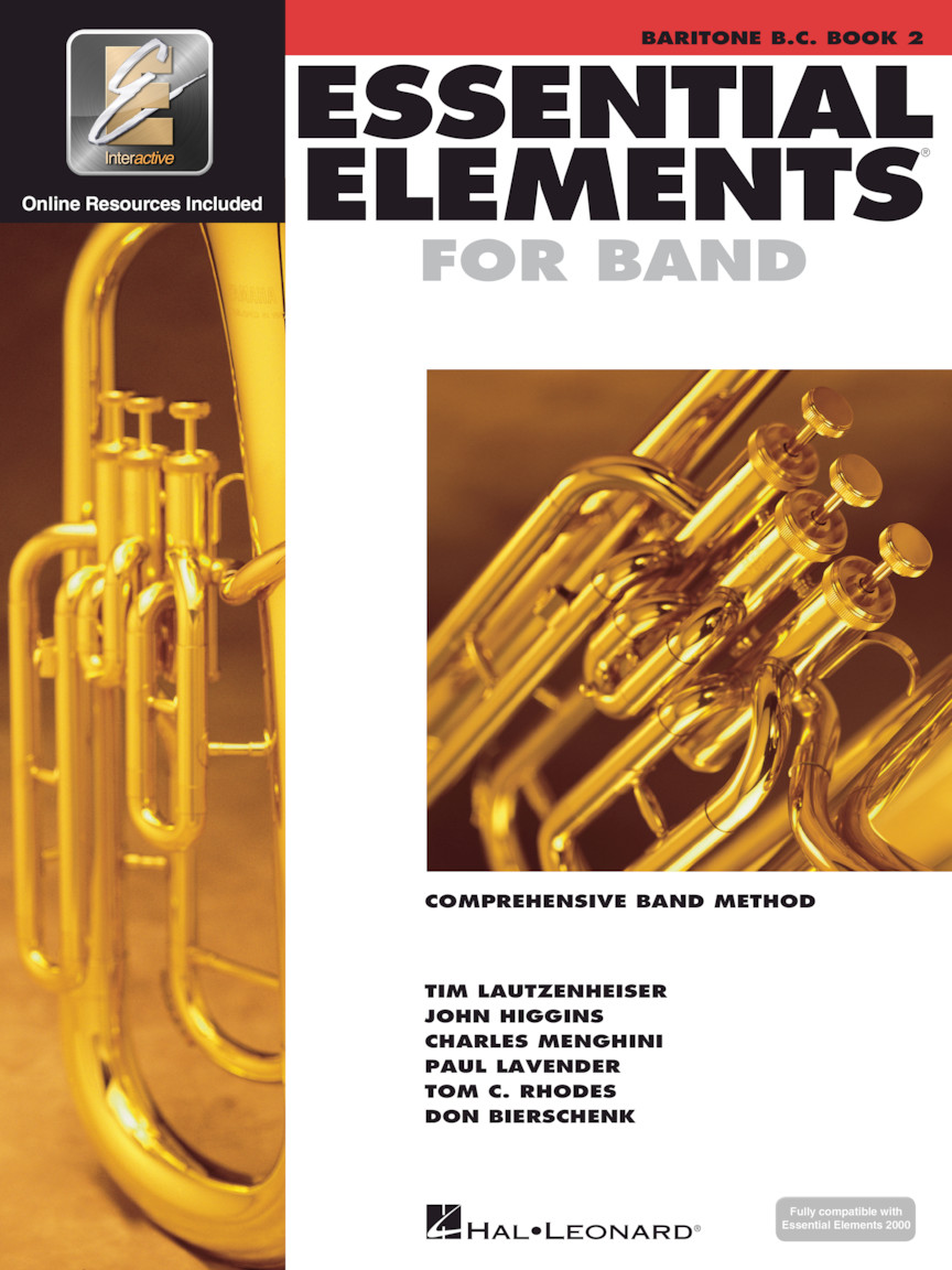 Essential Elements for Band – Book 2 with EEi