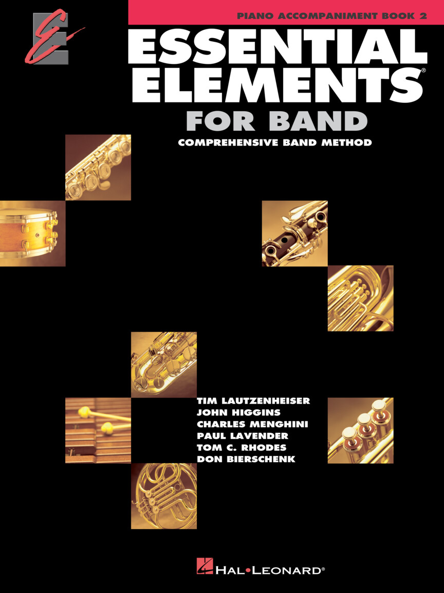 Product Cover for Essential Elements for Band – Book 2