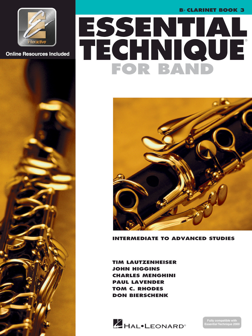 Product Cover for Essential Technique for Band with EEi - Intermediate to Advanced Studies