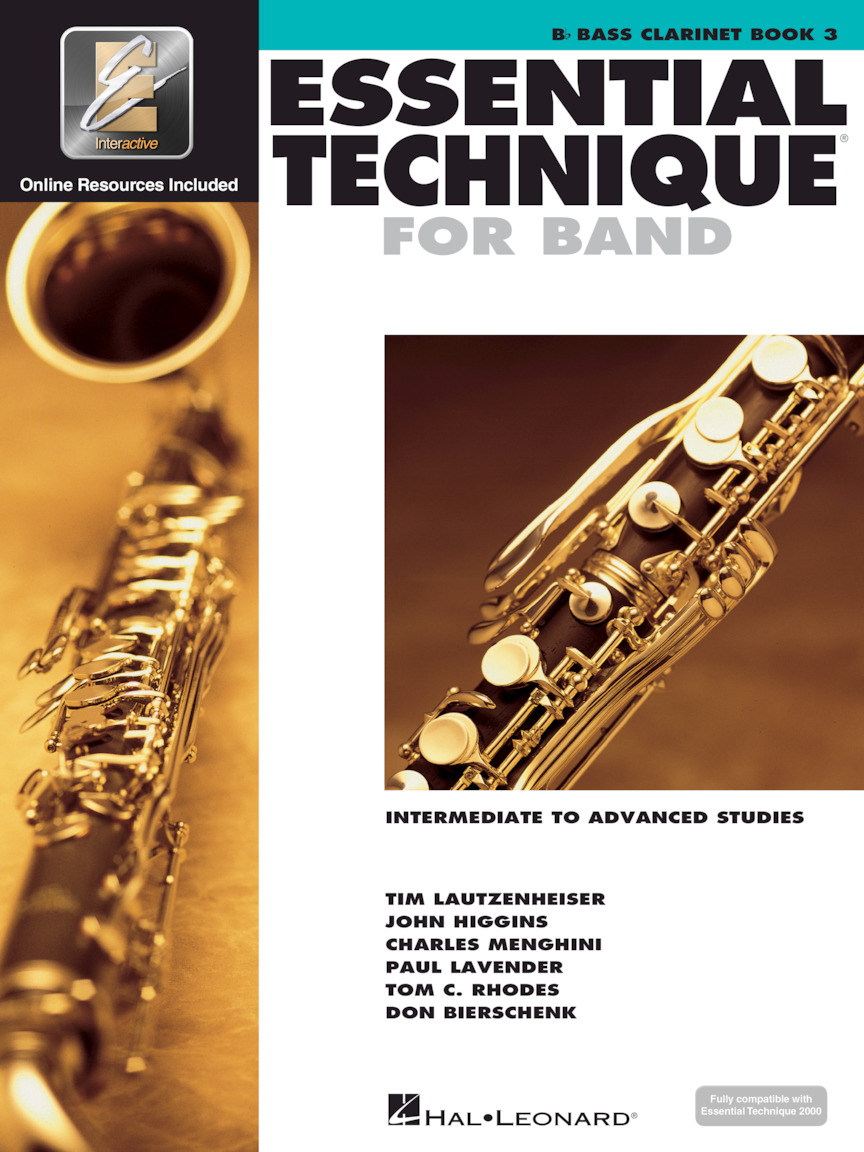 Essential Technique for Band – Intermediate to Advanced Studies