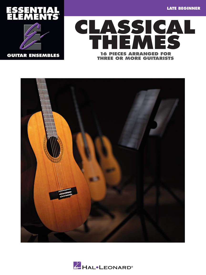 Product Cover for Classical Themes – 16 Pieces Arranged for Three or More Guitarists