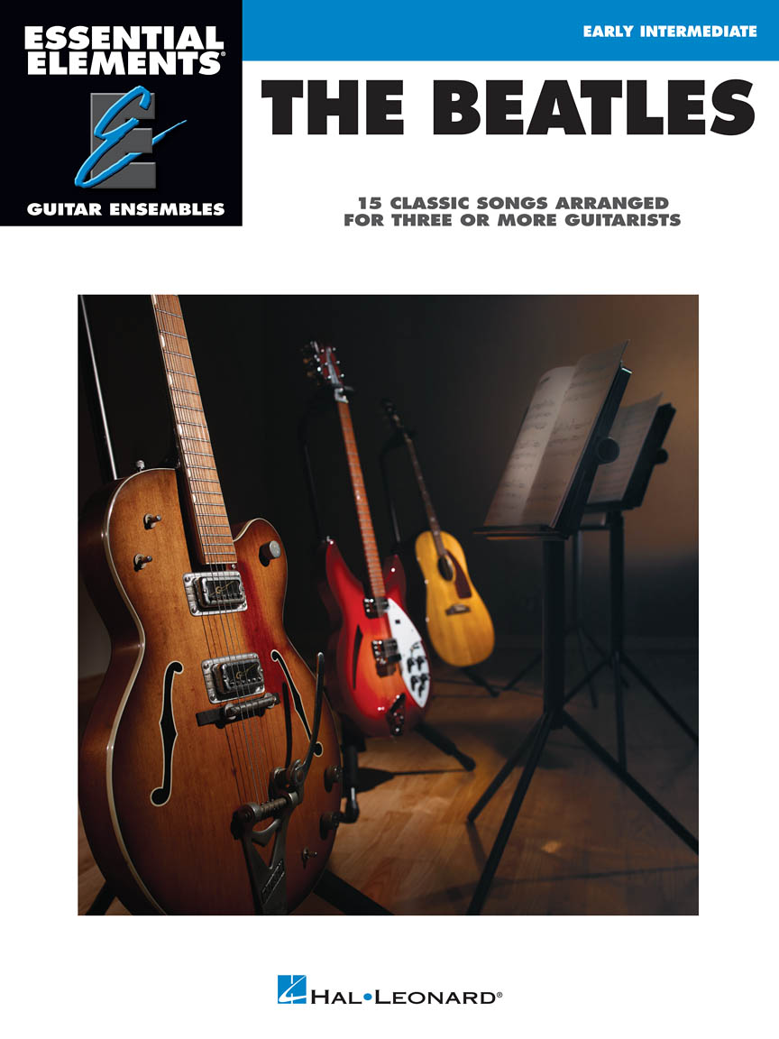 Product Cover for The Beatles – 15 Classic Songs Arranged for Three or More Guitarists