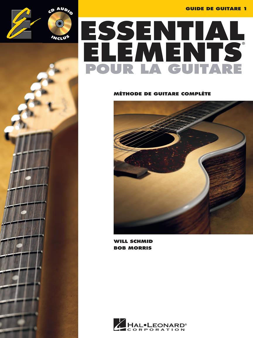 Product Cover for Essential Elements Pour La Guitare 1
