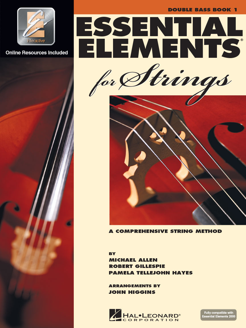 Product Cover for Essential Elements for Strings – Book 1 with EEi
