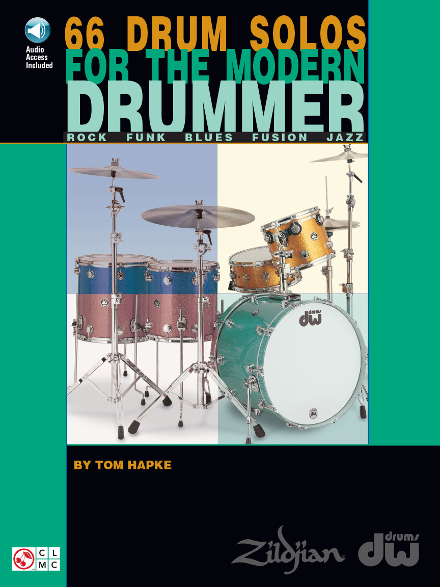 Product Cover for 66 Drum Solos for the Modern Drummer