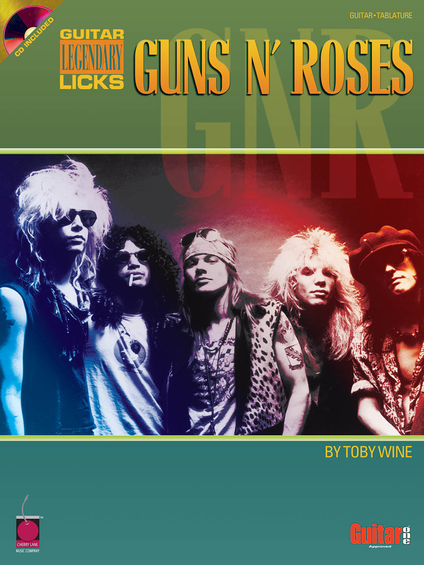 Product Cover for Guns N' Roses