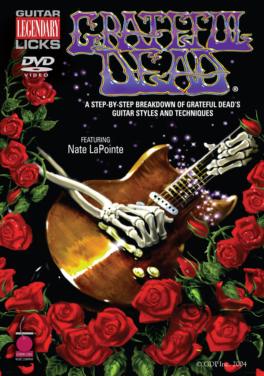 Product Cover for Grateful Dead Legendary Licks
