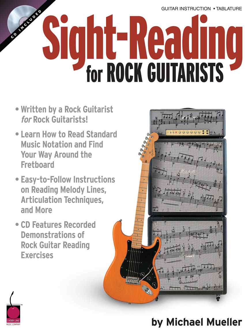 Product Cover for Sight Reading for Rock Guitarists