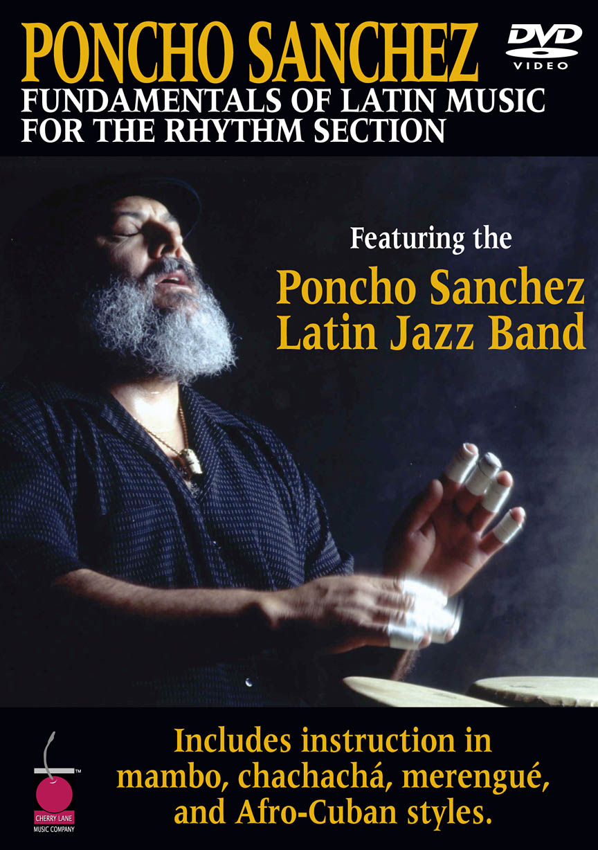 Product Cover for Poncho Sanchez
