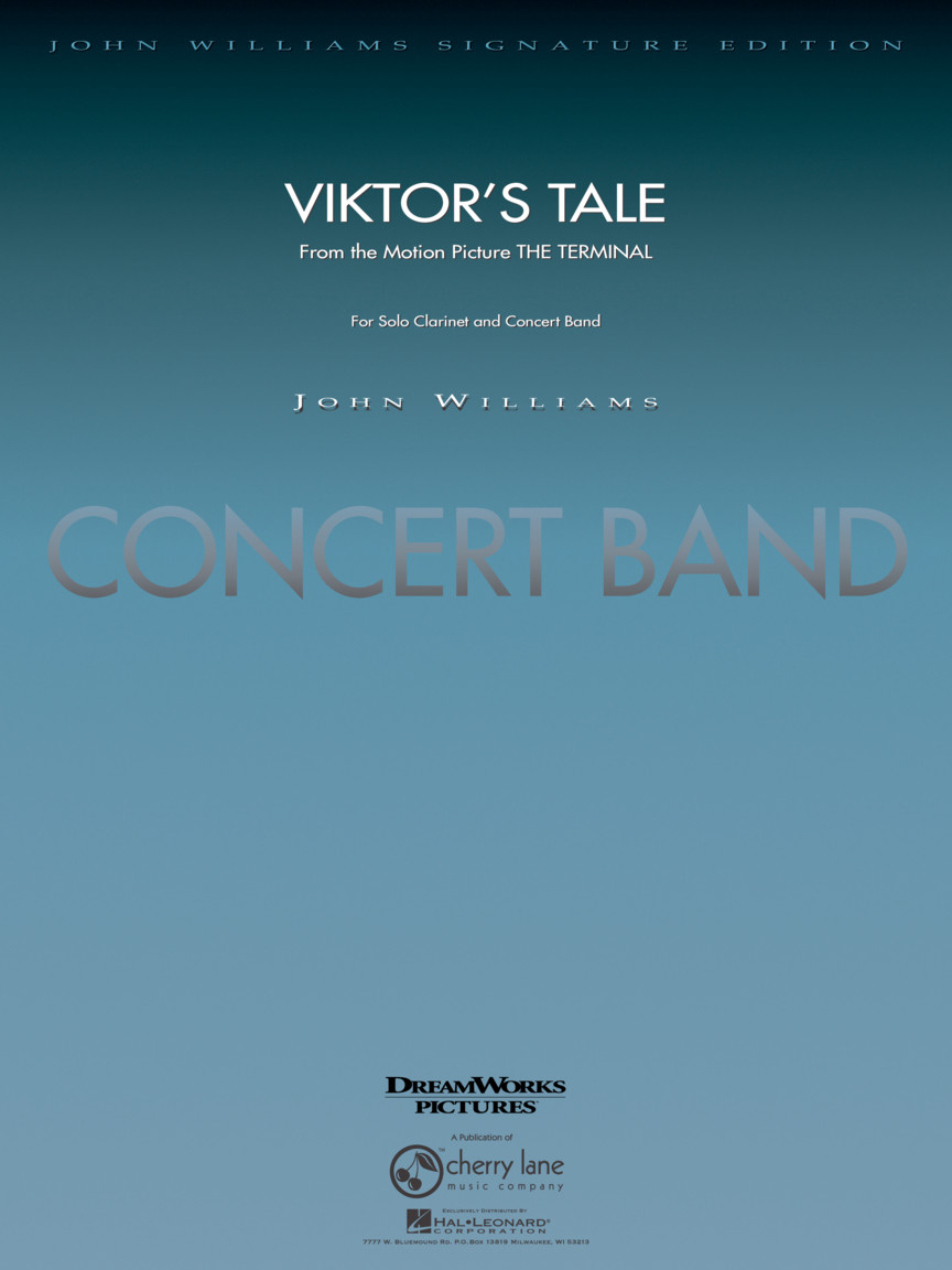 "Product Cover for Viktor's Tale (from ""The Terminal"")"