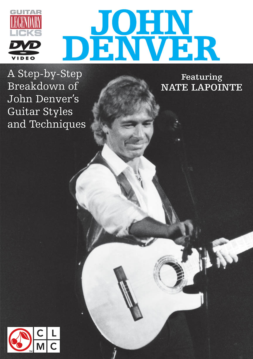 Product Cover for John Denver Legendary Licks