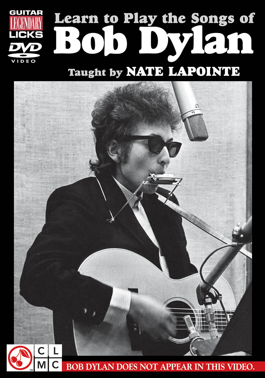Product Cover for Learn to Play the Songs of Bob Dylan