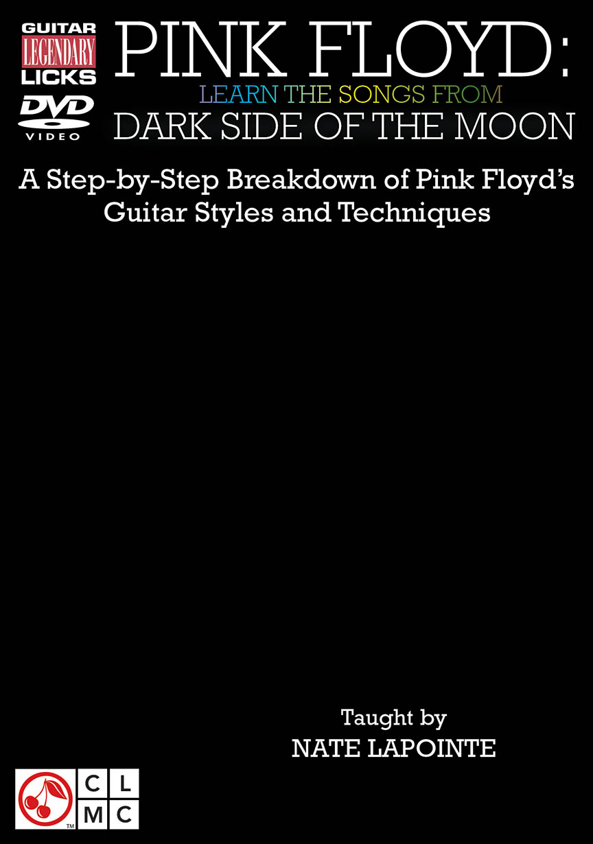 Product Cover for Pink Floyd – Learn the Songs from Dark Side of the Moon